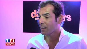 """Cédric Pioline dans Danse avec les stars : """"Je ne sais pas danser"""""""
