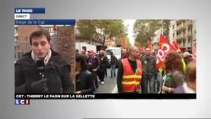 CGT : Thierry Le Paon sur la sellette