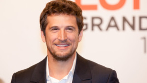 Guillaume Canet au Festival Lumière de Lyon en octobre 2012