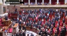 L'Assemblée nationale rend hommage à Hervé Gourdel