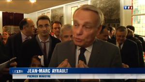 Le 13 heures du 25 mai 2013 : Manif pour tous : la mise en garde de Ayrault - 526.4416416931152