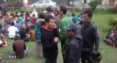 Népal : il a vécu le séisme au plus près, un Français raconte l'horreur