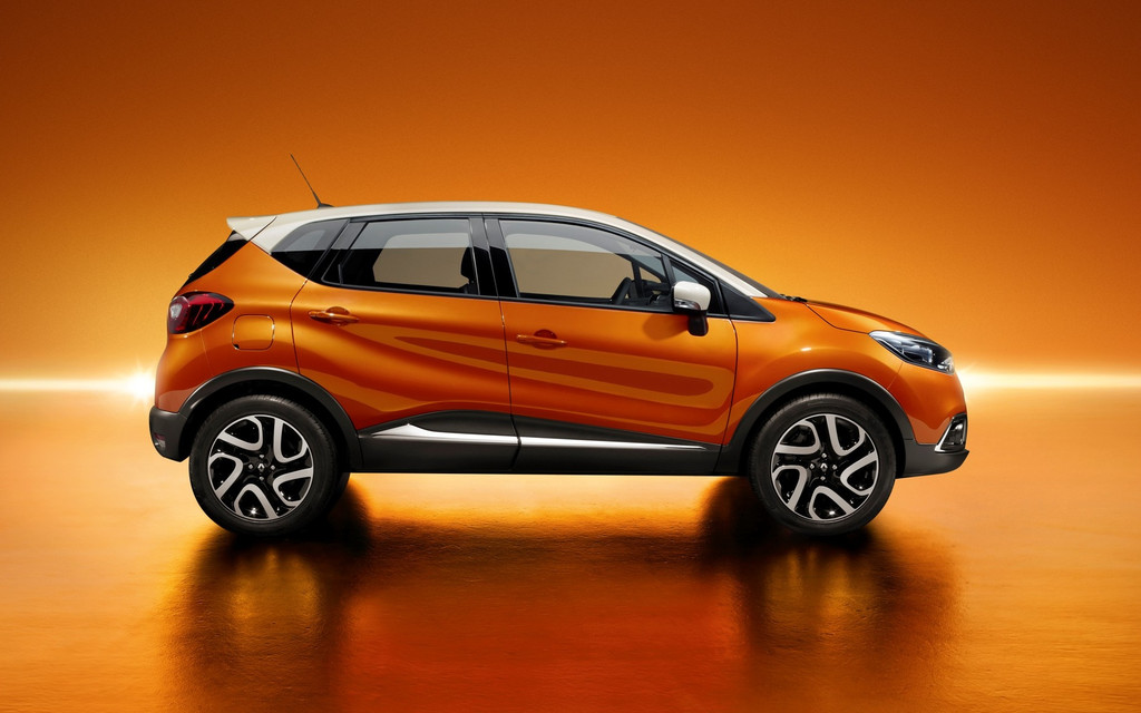 la nouvelle renault captur 2013 autos. Black Bedroom Furniture Sets. Home Design Ideas