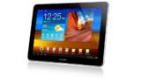 La commercialisation de la Galaxy Tab de Samsung suspendue aux USA