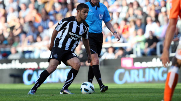 Ben Arfa Newcastle 2