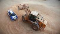 Drift War One : un gymkhana italien en Peugeot 206