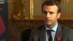 Emmanuel Macron CNN