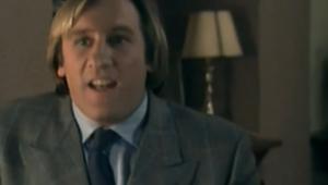 Gérard Depardieu à ses débuts
