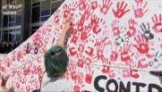 Le Brésil sous le choc après le viol collectif d'une adolescente de 16 ans