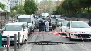 Marseille : un homme criblé de balles à Marseille, la piste du règlement de compte privilégiée