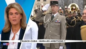 """Raul Castro à Paris : """"François Hollande s'est transformé en VRP de la France"""""""