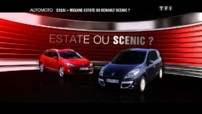 Duel Renault Scenic vs Megane