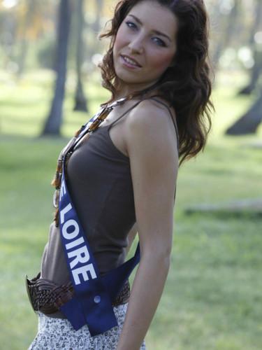 Miss Pays de Loire 2009 - Taugourdeau Amélie : candidate Miss France 2010