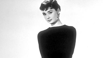 Audrey Hepburn en 1952.