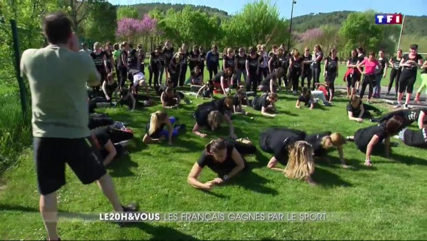 Bootcamp, salles de sport, coach : les Français se mettent au sport