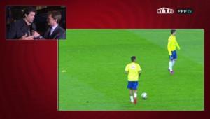 "France-Brésil - Rai : ""Neymar me fait rêver"""