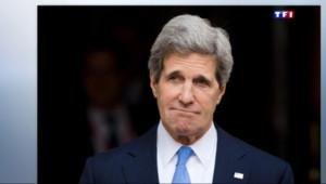 Le 13 heures du 31 mai 2015 : John Kerry se fracture le fémur dans un accident de vélo en France - 493