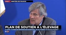 """Le Foll : la crise agricole est """"une crise de marché"""""""