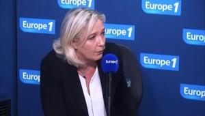 """Le Pen : """"La Suisse veut garder sa maîtrise de la politique d'immigration"""""""