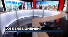 """Loi renseignement : """"Le texte n'est pas limité au terrorisme"""""""