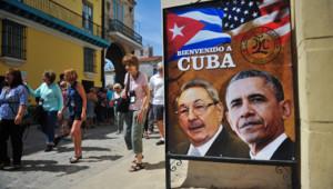Obama Cuba La Havane