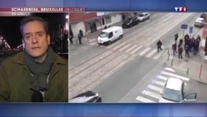 Perquisitions à Schaerbeek : un engin explosif retrouvé et un homme activement recherché