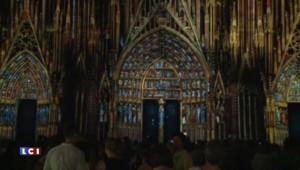 Tout en sons et lumières, la cathédrale de Strasbourg fête ses mille ans cet été