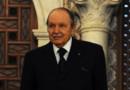 Abdelaziz Bouteflika, le 15 avril 2013.