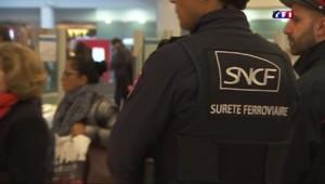 Attaques à Paris : gares et aéroports sous surveillance
