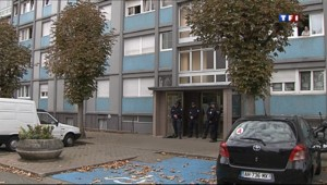 L'opération anti-terroriste à Strasbourg, le 6 octobre 2012