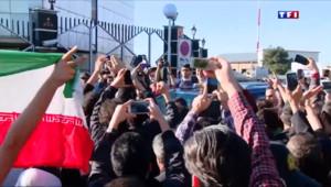 Le 20 heures du 3 avril 2015 : Accord sur le nucléaire : l'espoir d'une vie meilleure pour les Iraniens ? - 928.217
