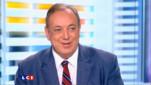 """M-P Daubresse: """"Si Villepin est centriste, moi je suis archevêque!"""""""