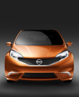 Nissan Invitation Concept 2012