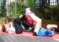 Exercices de fitness pour les abdominaux