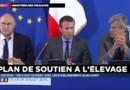 """Agriculture : Macron pour une solution """"rapide"""", """"pragmatique"""" et """"durable"""""""