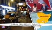 Attaque à Nice : notre correspondant de TF1 confiné dans le Negresco