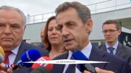 """Fermer Fessenheim, une """"aberration"""" sur fond de calcul politique pour Nicolas Sarkozy"""