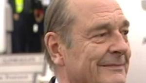 Jacques Chirac Ecosse G8 réaction JO 2012