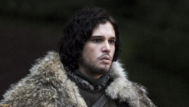 Jon Snow- Kit Harington- dans Le Trne de fer