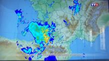 Le 20 heures du 1 septembre 2015 : Les intempéries dans le Tarn-et-Garonne, un phénomène orageux exceptionnel - 884