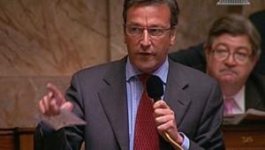 Le député Nouveau Centre Philippe Vigier