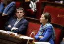 Manuel Valls et Ségolène Royal
