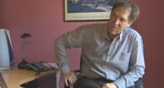 Philippe Walonislow, témoin du séisme au Népal.