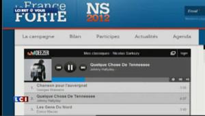 Sarkozy/Hollande : toute la musique qu'ils aiment