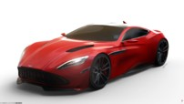 Aston Martin DB11 Illustration 2016