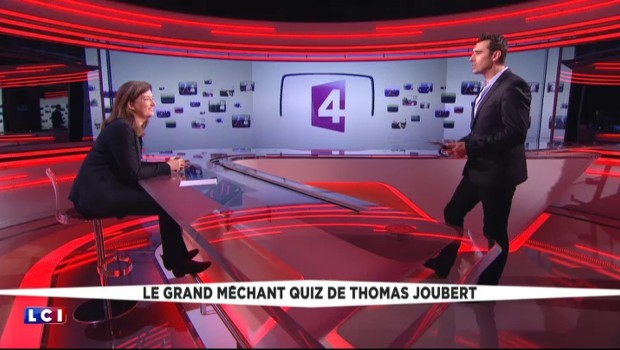 Le Grand méchant quiz de Thomas Joubert