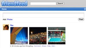 Le site de socialisation friendfeed