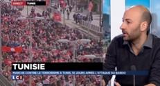 """Marche de Tunis : """"Un grand succès pour le processus démocratique"""""""