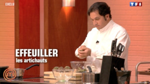 MasterChef - Yves Camdeborde