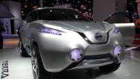 Nissan TeRRA Concept Mondial Auto 2012